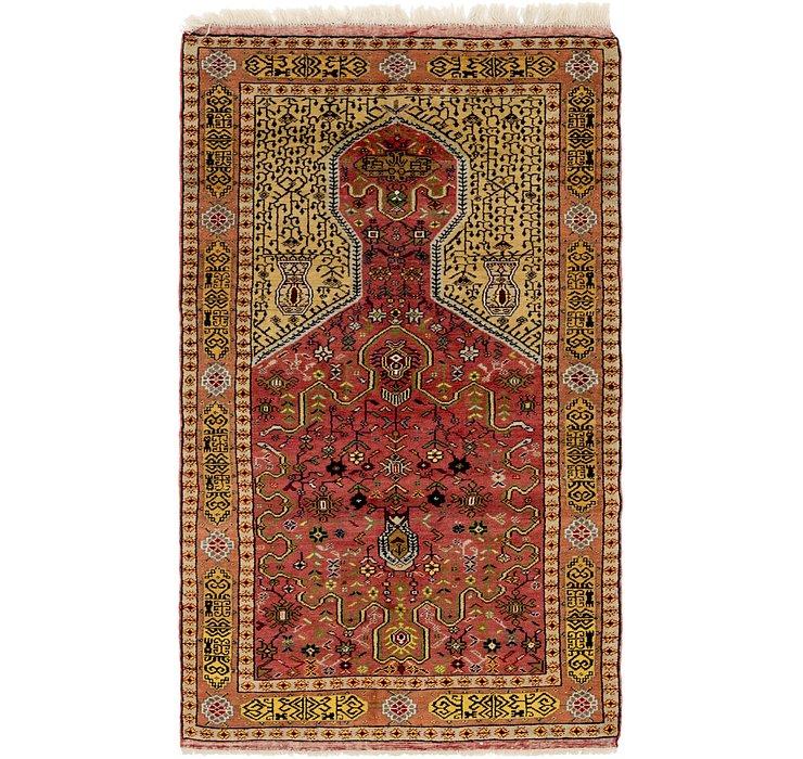 3' x 6' Anatolian Oriental Rug