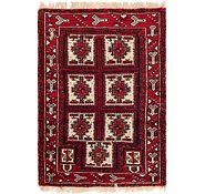 Link to 3' 2 x 4' 10 Balouch Persian Rug