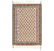 Link to 3' 5 x 5' Kilim Fars Rug