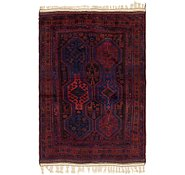 Link to 4' x 5' Balouch Persian Rug