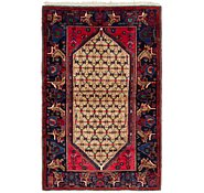 Link to 3' 10 x 6' Songhor Persian Rug