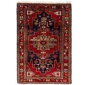Link to 4' 3 x 6' 7 Hamedan Persian Rug