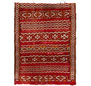 Link to 4' 8 x 6' 5 Moroccan Rug