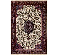 Link to 6' x 9' Farahan Persian Rug