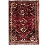 Link to 7' x 10' Ghashghaei Persian Rug