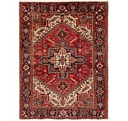 Link to 7' x 9' Heriz Persian Rug