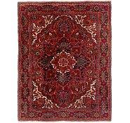 Link to 7' 4 x 9' 4 Heriz Persian Rug