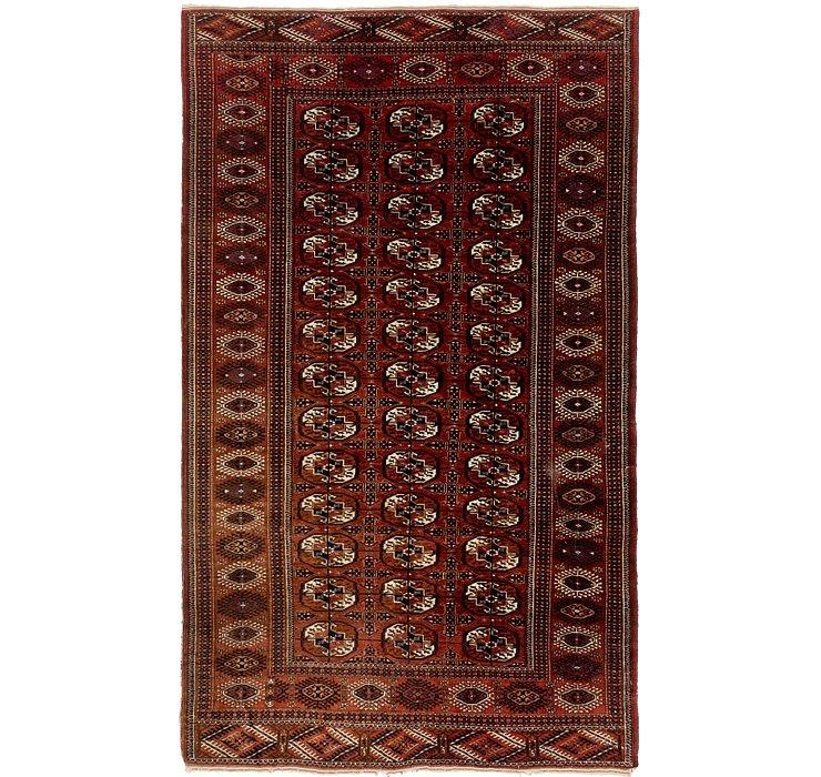 6' x 10' Bokhara Oriental Rug