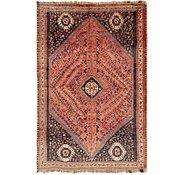 Link to 5' 5 x 8' 5 Ghashghaei Persian Rug