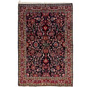 Link to 163cm x 245cm Shahsavand Persian Rug