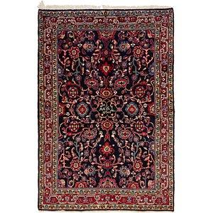 163cm x 245cm Shahsavand Persian Rug