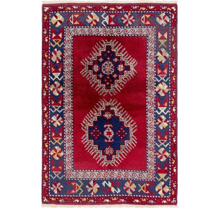 5' 8 x 8' 5 Moroccan Rug