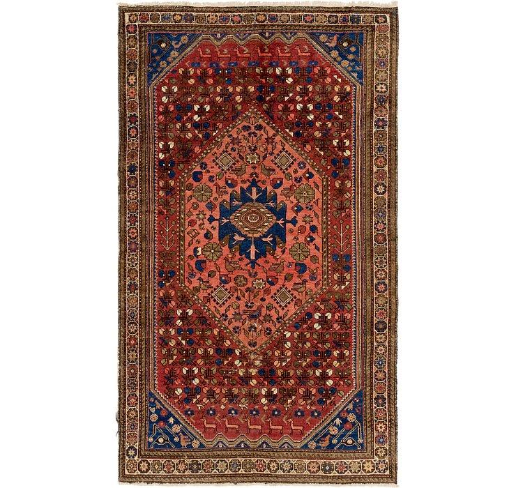 160cm x 280cm Shiraz Persian Rug