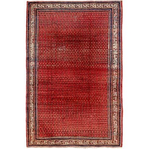 HandKnotted 7' x 10' 7 Botemir Persian Rug
