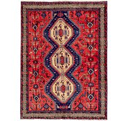 Link to 4' 10 x 6' 8 Yalameh Persian Rug