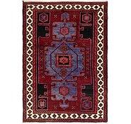 Link to 4' 10 x 7' Hamedan Persian Rug