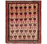 Link to 5' 3 x 6' 5 Yalameh Persian Rug