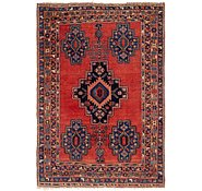 Link to 4' 7 x 6' 6 Shiraz Persian Rug