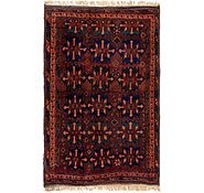 Link to 4' 3 x 6' 6 Shiraz Persian Rug
