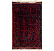 Link to 4' 5 x 7' Shiraz Persian Rug