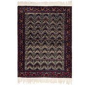 Link to 140cm x 178cm Balouch Persian Rug