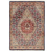 Link to 4' 4 x 6' Mood Persian Rug