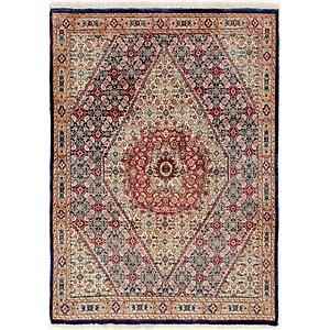 4' 4 x 6' Mood Persian Rug