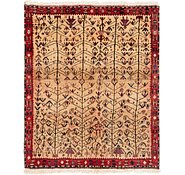 Link to 4' 3 x 5' Shiraz Persian Rug