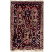 Link to 4' 4 x 6' 3 Yalameh Persian Rug