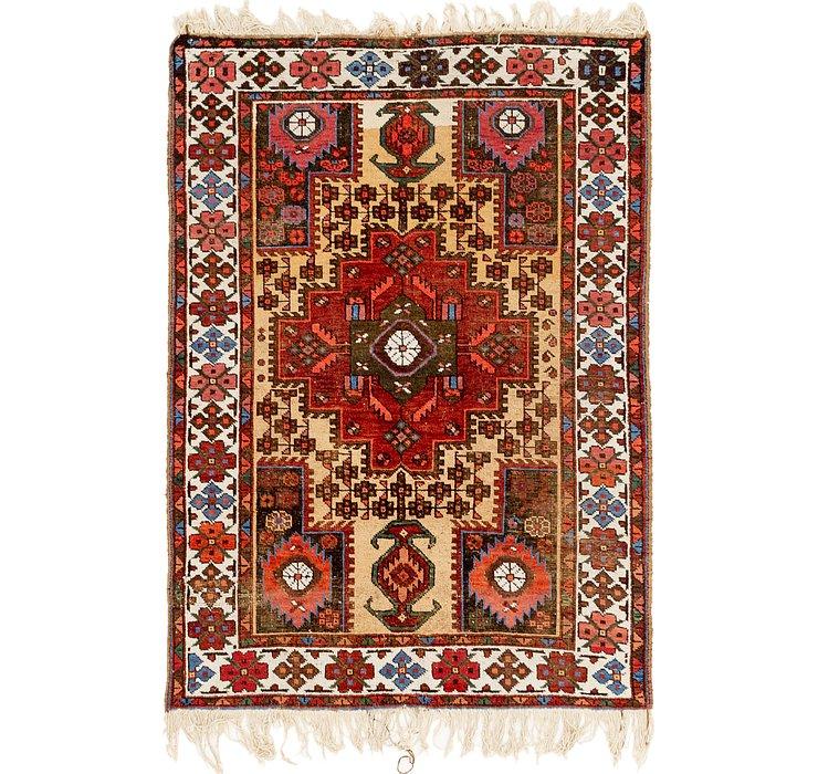 4' 4 x 6' Bakhtiar Persian Rug