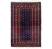 Link to 4' 2 x 6' 2 Bokhara Oriental Rug