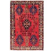 Link to 4' 5 x 6' 10 Ghashghaei Persian Rug