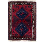 Link to 3' 10 x 5' 6 Hamedan Persian Rug