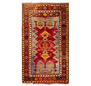 Link to 3' 5 x 6' 3 Anatolian Rug