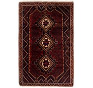 Link to 4' x 6' 3 Ghashghaei Persian Rug