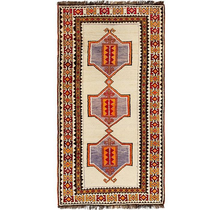 117cm x 218cm Shiraz-Gabbeh Persian R...