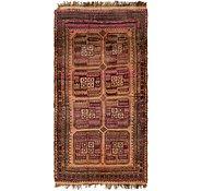 Link to 4' 3 x 8' 3 Shiraz Persian Rug