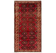 Link to 3' 7 x 7' Balouch Persian Rug