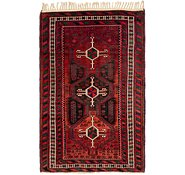 Link to 137cm x 213cm Balouch Persian Rug
