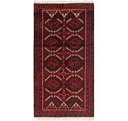Link to 3' 9 x 7' 3 Balouch Persian Rug