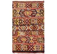 Link to 1' 9 x 2' 10 Kilim Fars Rug