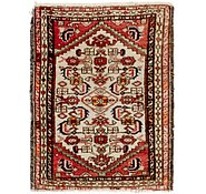Link to 2' x 2' 7 Hossainabad Persian Rug