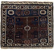 Link to 2' 3 x 2' 7 Shiraz Persian Square Rug