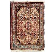 Link to 1' 9 x 2' 8 Bidjar Persian Rug