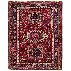 2' 2 x 2' 10 Gharajeh Persian Rug