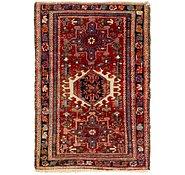 Link to 2' x 2' 10 Gharajeh Persian Rug