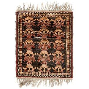 1' 9 x 2' 4 Shiraz Persian Rug