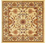 Link to 7' 10 x 7' 10 Classic Agra Square Rug