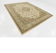 Link to 7' 10 x 10' 2 Mashad Design Rug