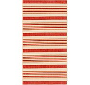 Link to 2' 7 x 5' Outdoor Modern Rug